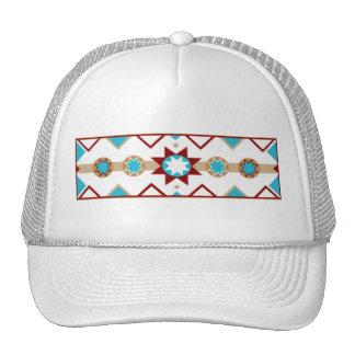 Native American Pattern Hat