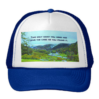 native american philosophy cap