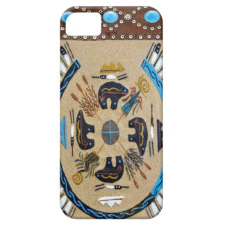 """Native American Sandpainting"" Western IPhone 5 Ca iPhone 5 Covers"