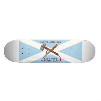 Native American/Scot Skateboards
