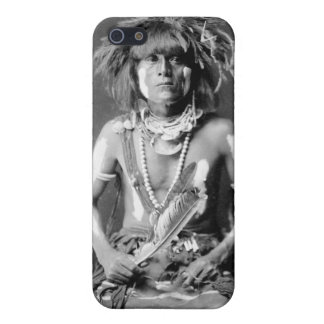 Native American Snake Priest, 1900 iPhone 5 Covers