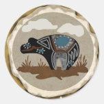 Native American Spirit Bear Stickers