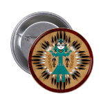 Native American Spirit Pin