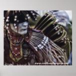 Native American Spirit Poster