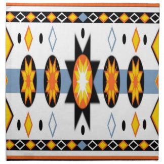 Native American Sun Napkins