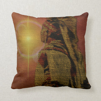 Native american Sun Pillow