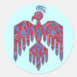 Native American Thunderbird Symbol Decals