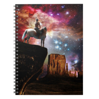 Native American Universe Notebook