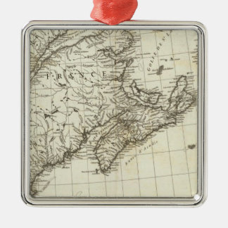Native American Villages in Canada Christmas Ornament