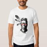 native American warrior Tee Shirts