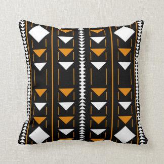 Native Black White Decor-Soft Pillows