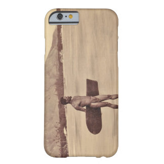 Native Hawaiian Surfer, c. 1890 Barely There iPhone 6 Case