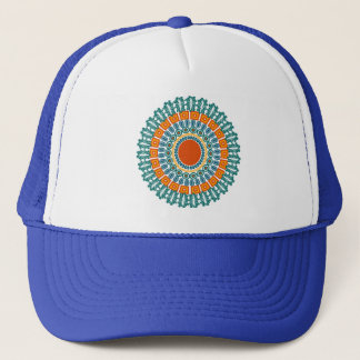 Native-Inspired hat – choose color