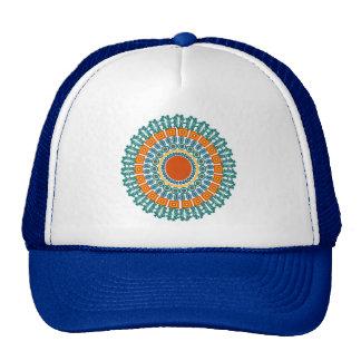 Native-Inspired hat – choose color