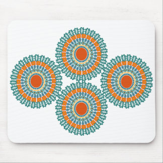 Native-Inspired mousepad