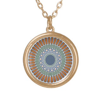 Native-Inspired necklace