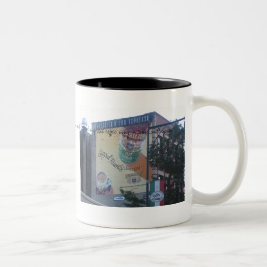 """Native New Yorker"" Coffee Mug"