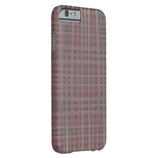 Native Plaid Barely There iPhone 6 Case