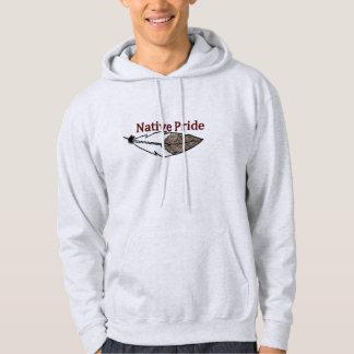 Native Pride Men's Hoodie