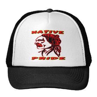 Native Pride Warrior #3 Cap