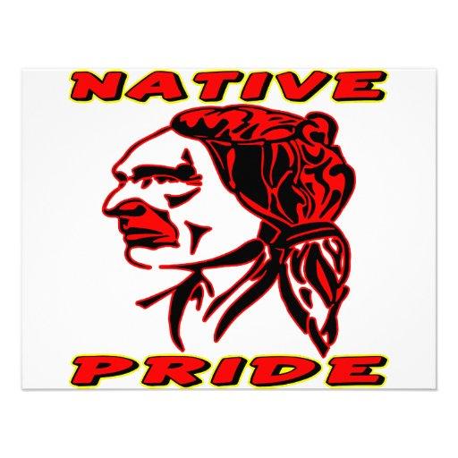 Native Pride Warrior #3 Announcement