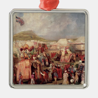 Native Princes Christmas Ornament