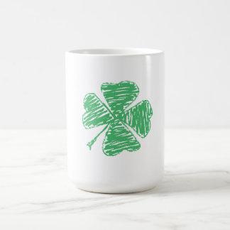 Native shamrock mugs