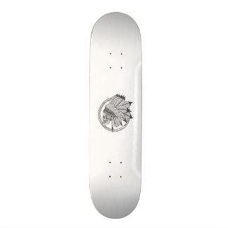 Native Skateboards Logo Deck