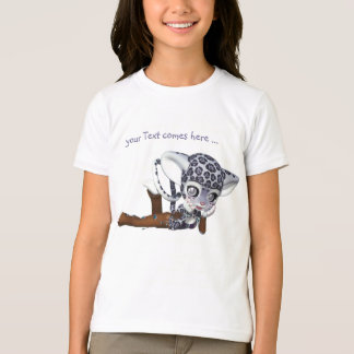 Native Snow Leopard T-Shirt
