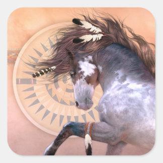 Native Spirit I Stickers