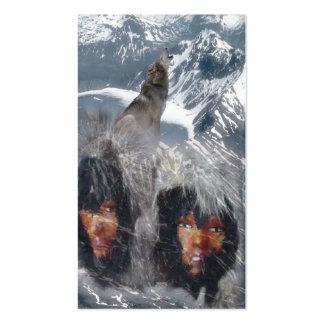 Native Spirit in Alaska Pack Of Standard Business Cards
