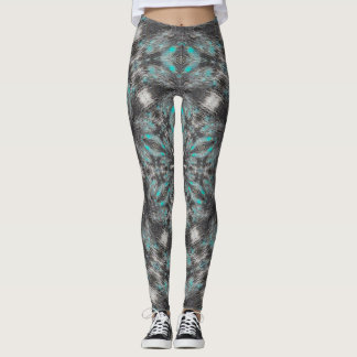 Native Spirit Mandala Leggings