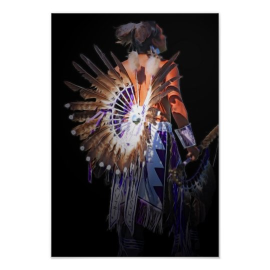 Native Spirit Poster