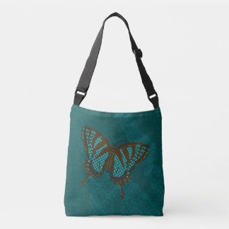 Native Swallowtail All-Over-Print Bag