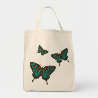 Native Swallowtail Light Tote Bag