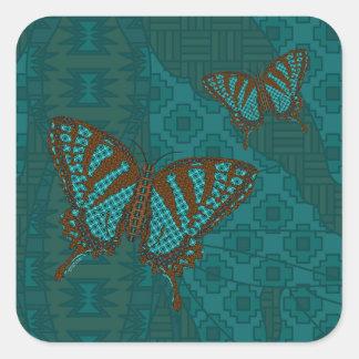 Native Swallowtail Sticker