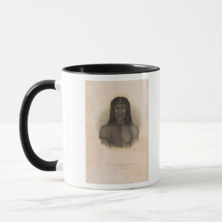 Native, Terra del Fuego, Argentina and Chile Mug