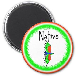 Native Thunderbird Magnet