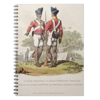 Native Troops in the East India Company's Service: Notebooks