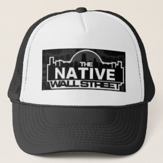 Native Wall Street Trucker Hat