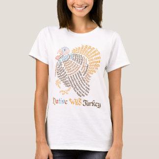 Native Wild Turkey T-Shirt