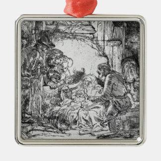 Nativity, 1654 christmas ornament