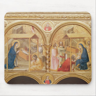 Nativity and the Adoration of the Magi Mouse Mat