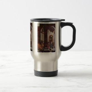 Nativity By Baldung Hans Coffee Mugs