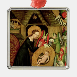 Nativity, c.1425 christmas ornament