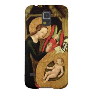 Nativity, c.1425 galaxy s5 cover