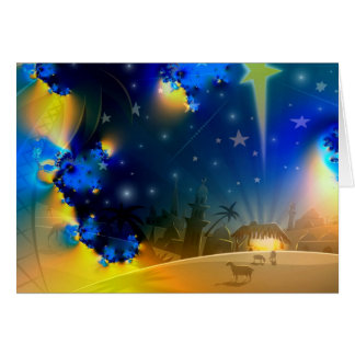 Nativity - Card