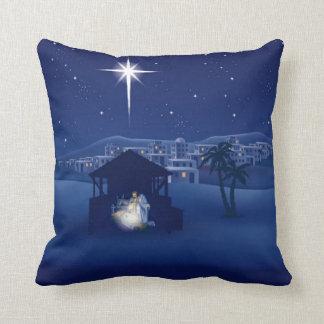 Nativity Cushion
