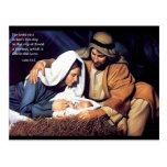 Nativity / Luke 2:11 Postcards
