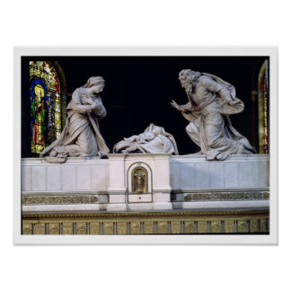 Nativity (marble) poster